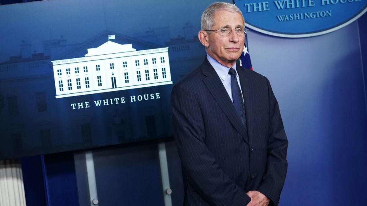 Wait, Who Wants to Hurt Dr. Fauci? America's Only Hope for Coronavirus Honesty Forced to Beef Up Security