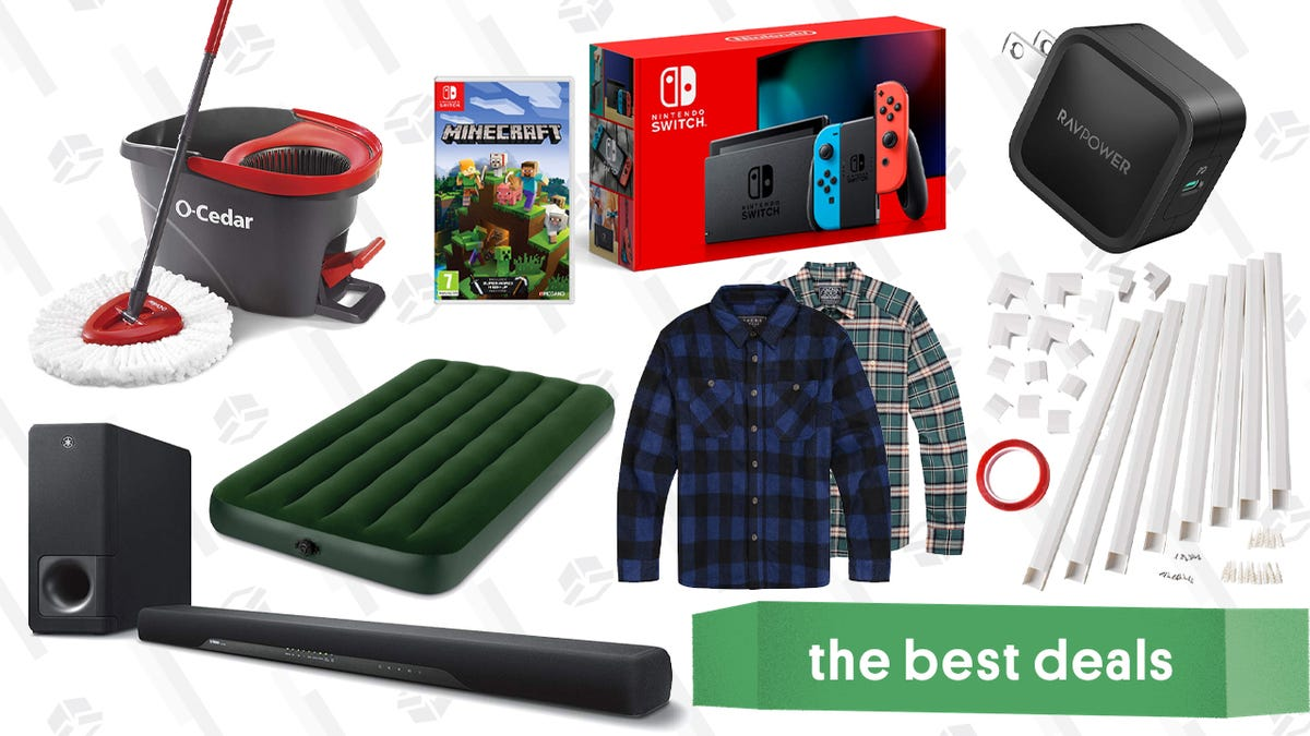 Saturday's Best Deals: Yamaha Soundbar, PlayStation Plus, RAVPower USB-C Charger, and More