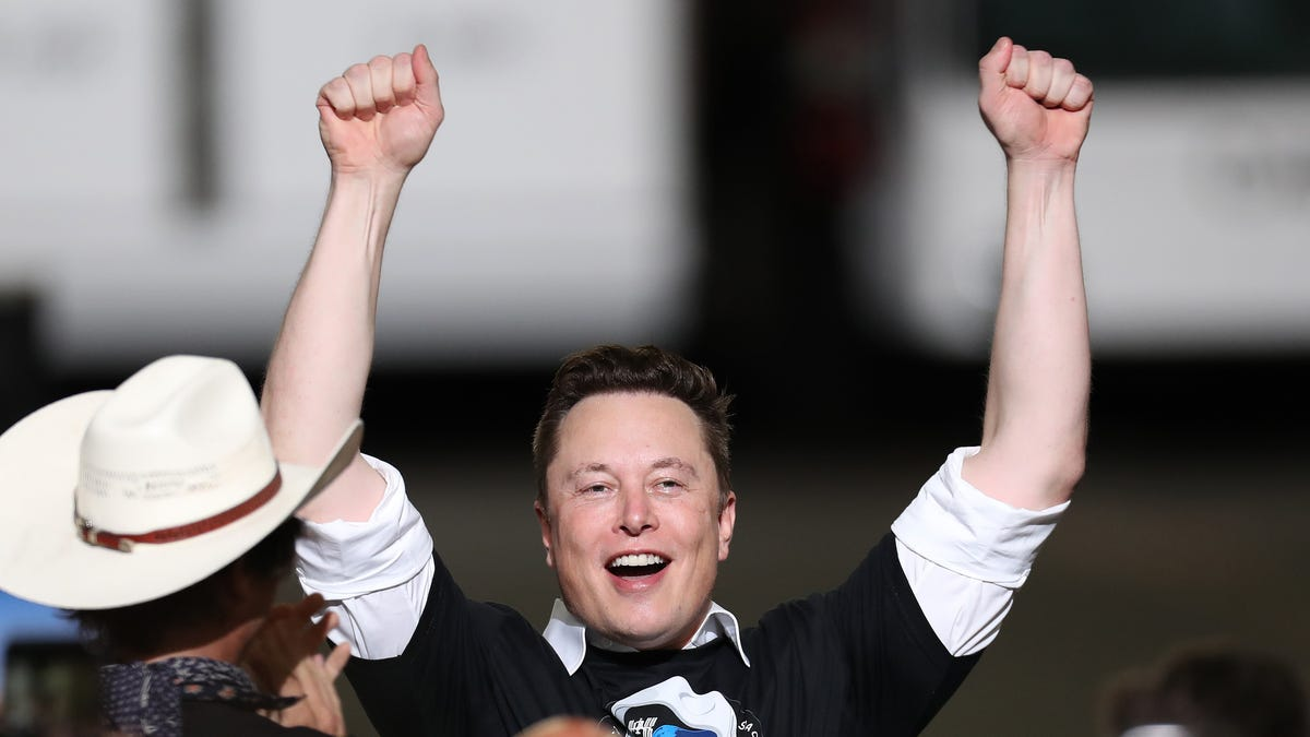 We Need To Talk About Elon Musk's Pay