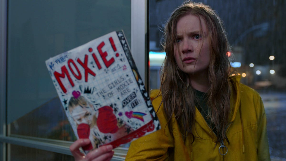 The revolution is in Mom's zine collection in Amy Poehler's riot grrrl nostalgia trip Moxie - The A.V. Club