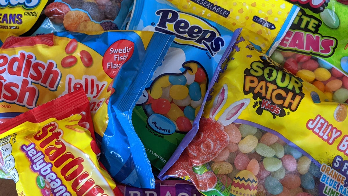 The magical fruit: A taste test of supermarket jelly beans