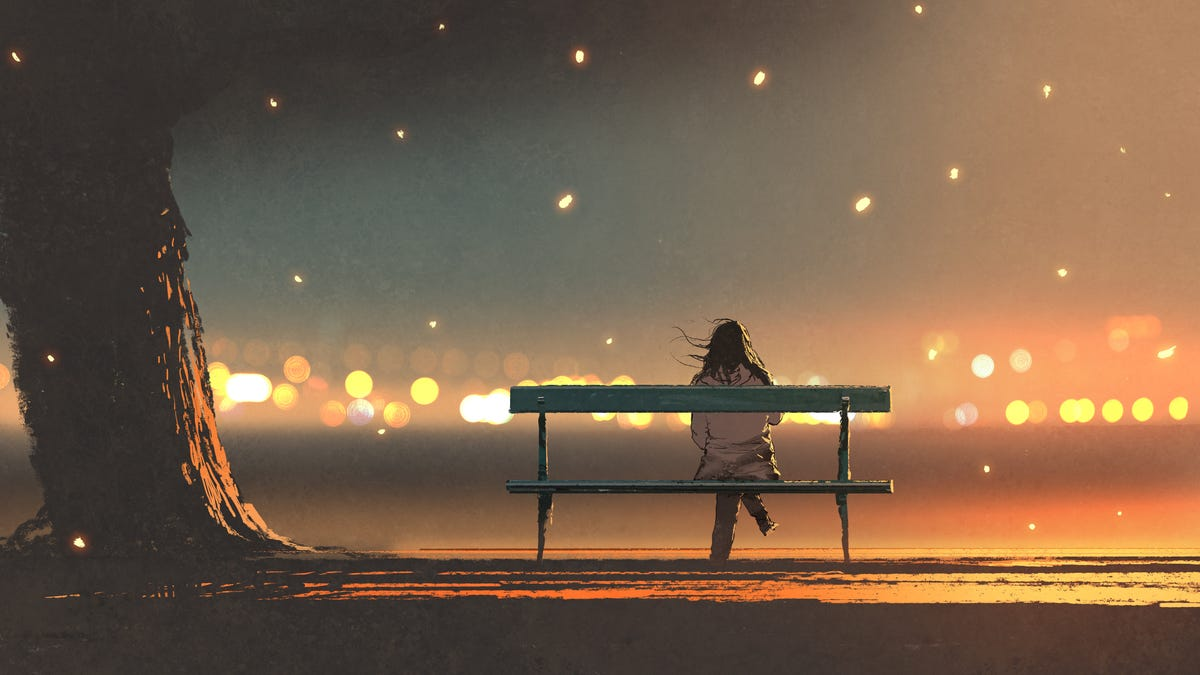 Learn the Difference Between 'Loneliness' and 'Being Alone'