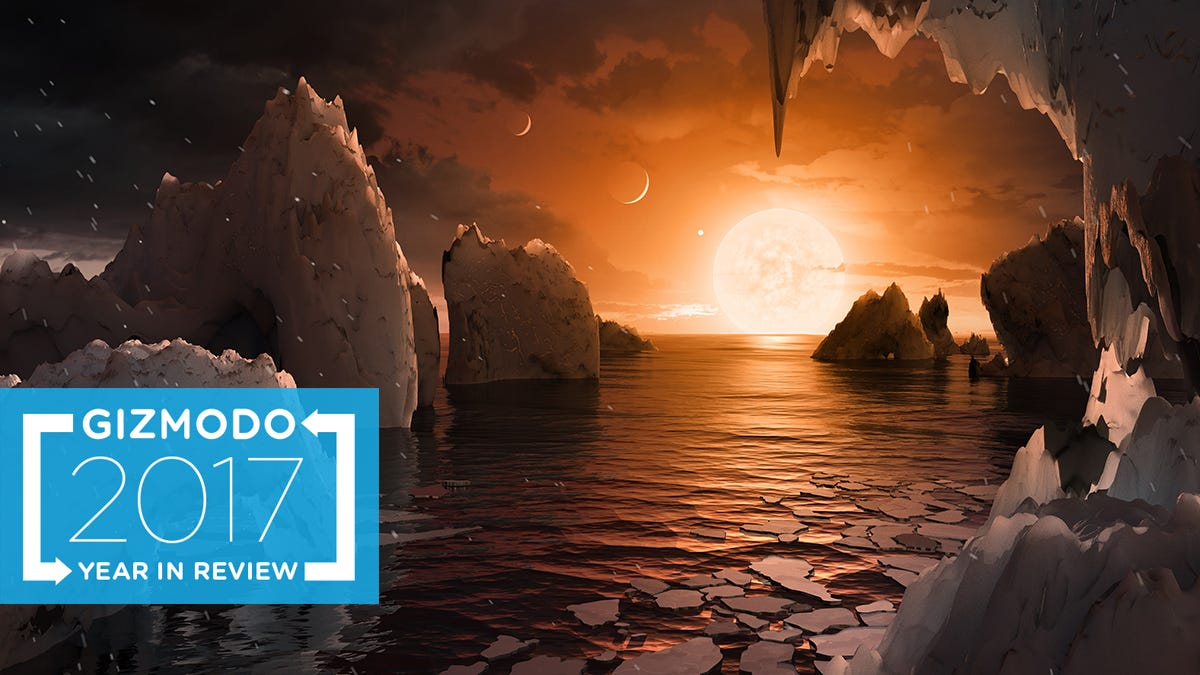 The Coolest Scientific Discoveries of 2017