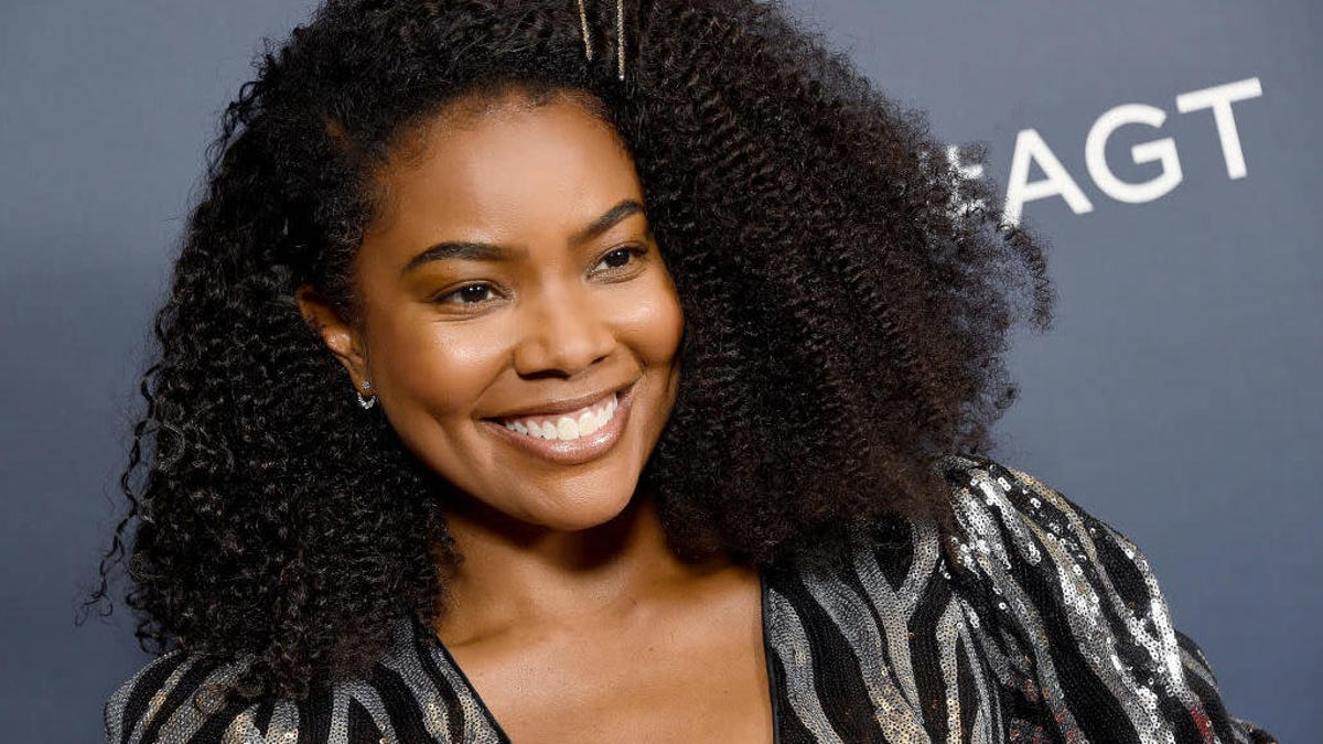 Gabrielle Union for Valedictorian, Class President, and Best All Around