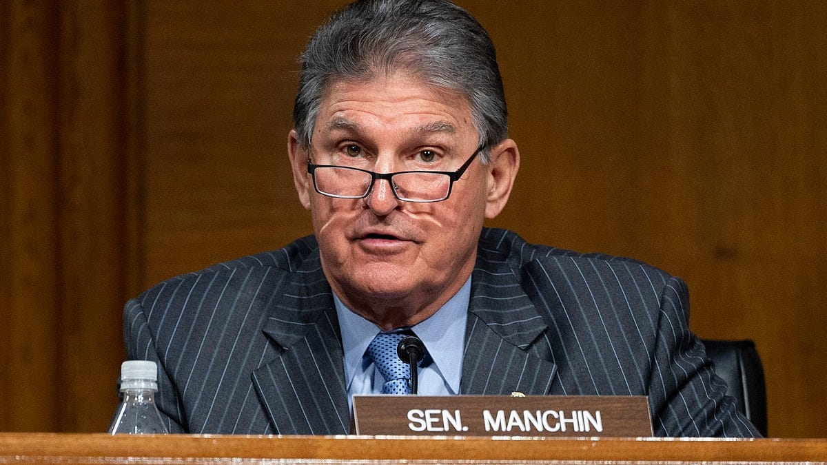 Tuberville tries to slip bigoted trans athletes amendment into COVID relief, allowing Manchin to reveal true self