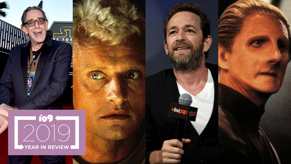 All the Creative and Inspiring People We Lost in 2019