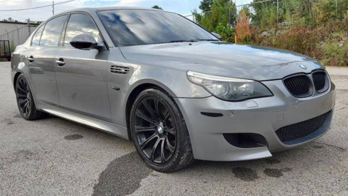 At $19,999, Could This 2009 BMW M5 Be The Ultimate Bargain Machine?