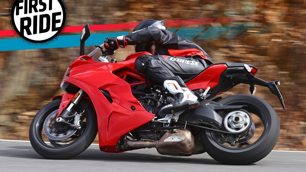 2017 Ducati SuperSport: Classic Ducati Without The Pain