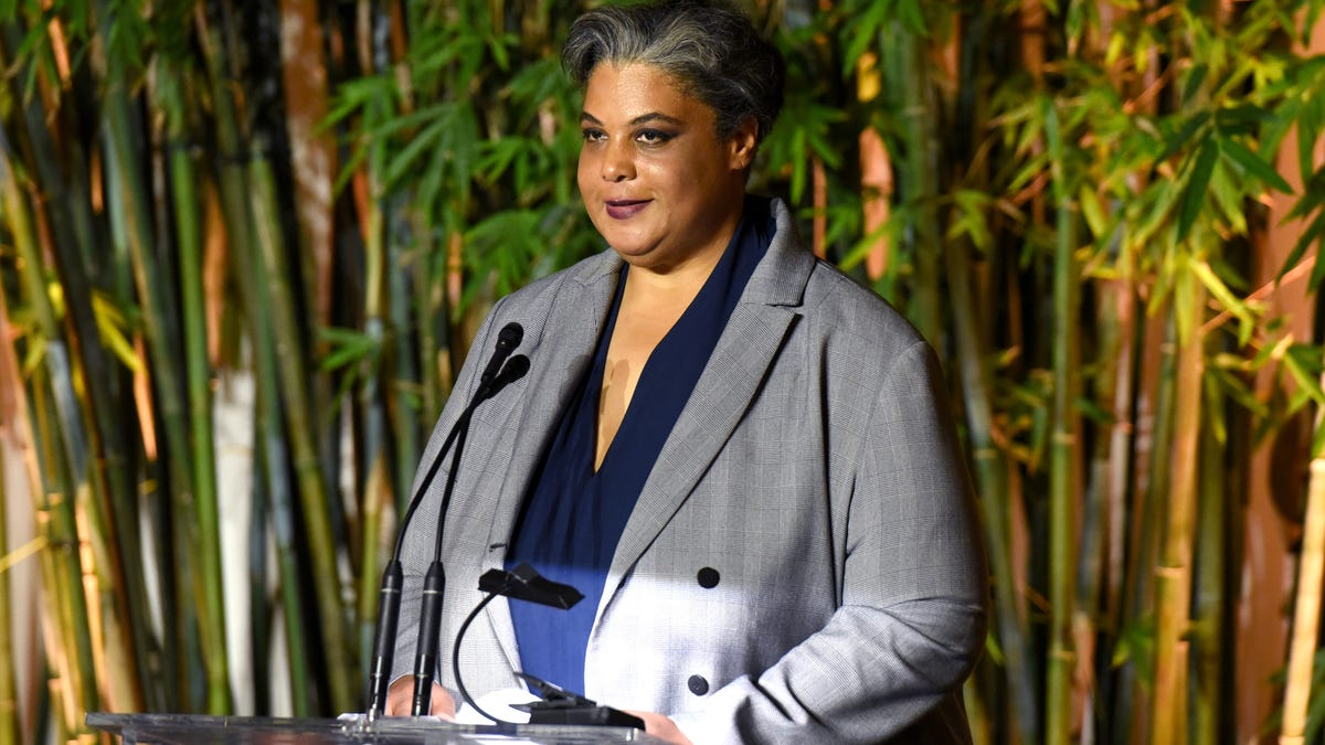 To Protect Herself Against White Supremacy, Roxane Gay Reveals She's Purchased Firearms: 'I Got Me a Berretta'