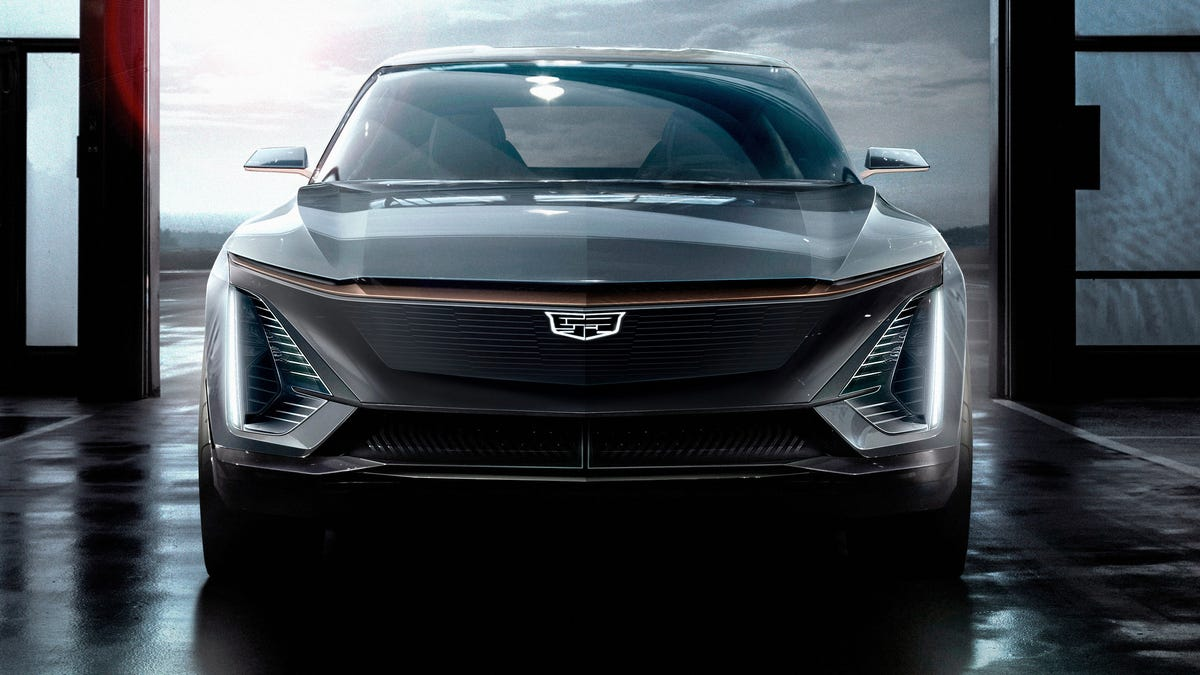 Cadillac's Finally Ditching Its Flimsy Naming System