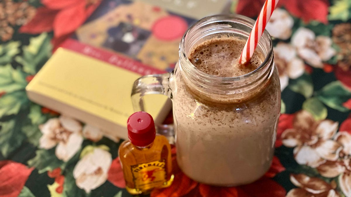 Recipe: Abuelita's Surprise, a boozy hot chocolate treat