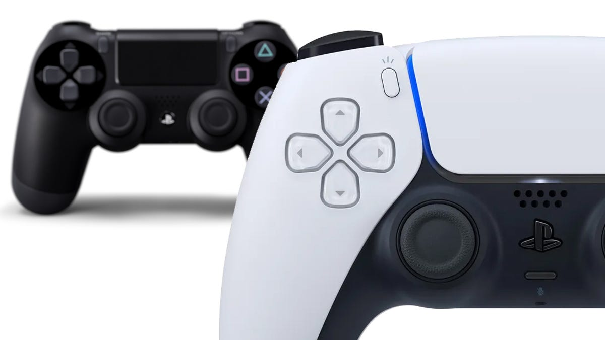 PS4 Controllers Won't Work With PS5 Games thumbnail