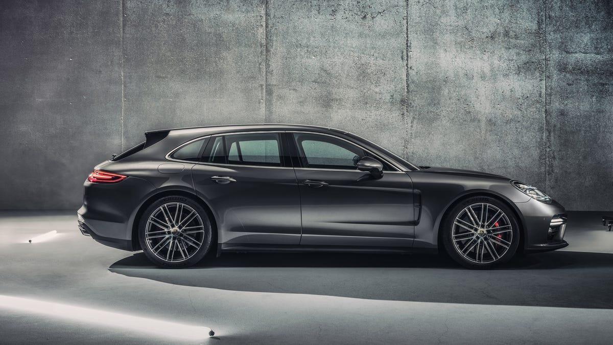 The 2018 Porsche Panamera Sport Turismo Is The Gorgeous