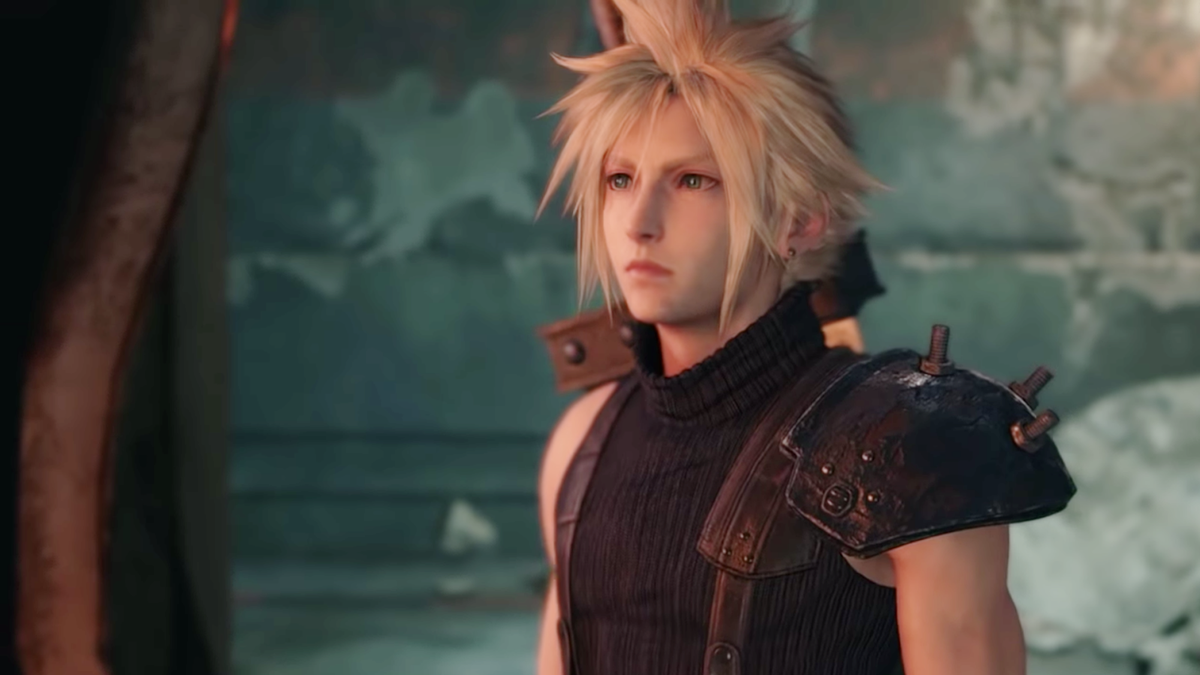 Final Fantasy Vii Remake Demo Leaks Online Dataminers