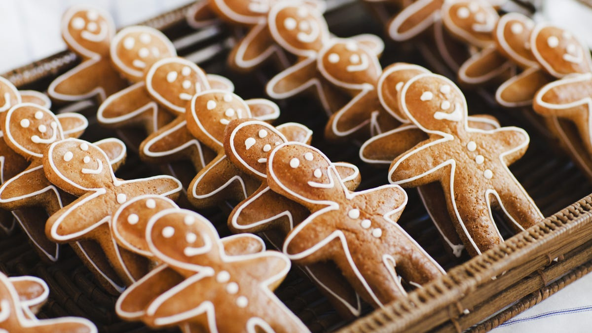 """<em></em>Imagine being the snowflake offended by """"gingerbread people"""""""