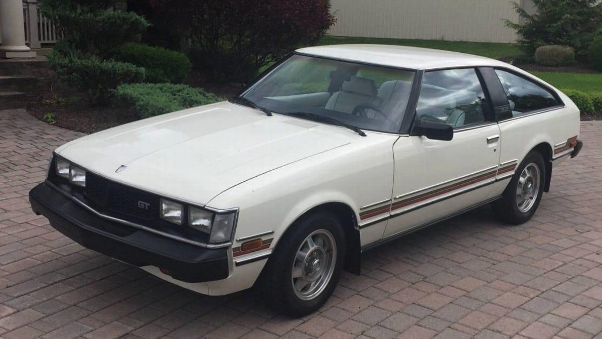 Kelebihan Toyota Celica 1980 Murah Berkualitas