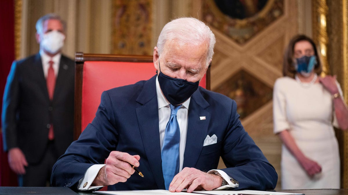 Joe Biden Is Putting the U.S. Back in the Paris Agreement. Here's What Comes Next.