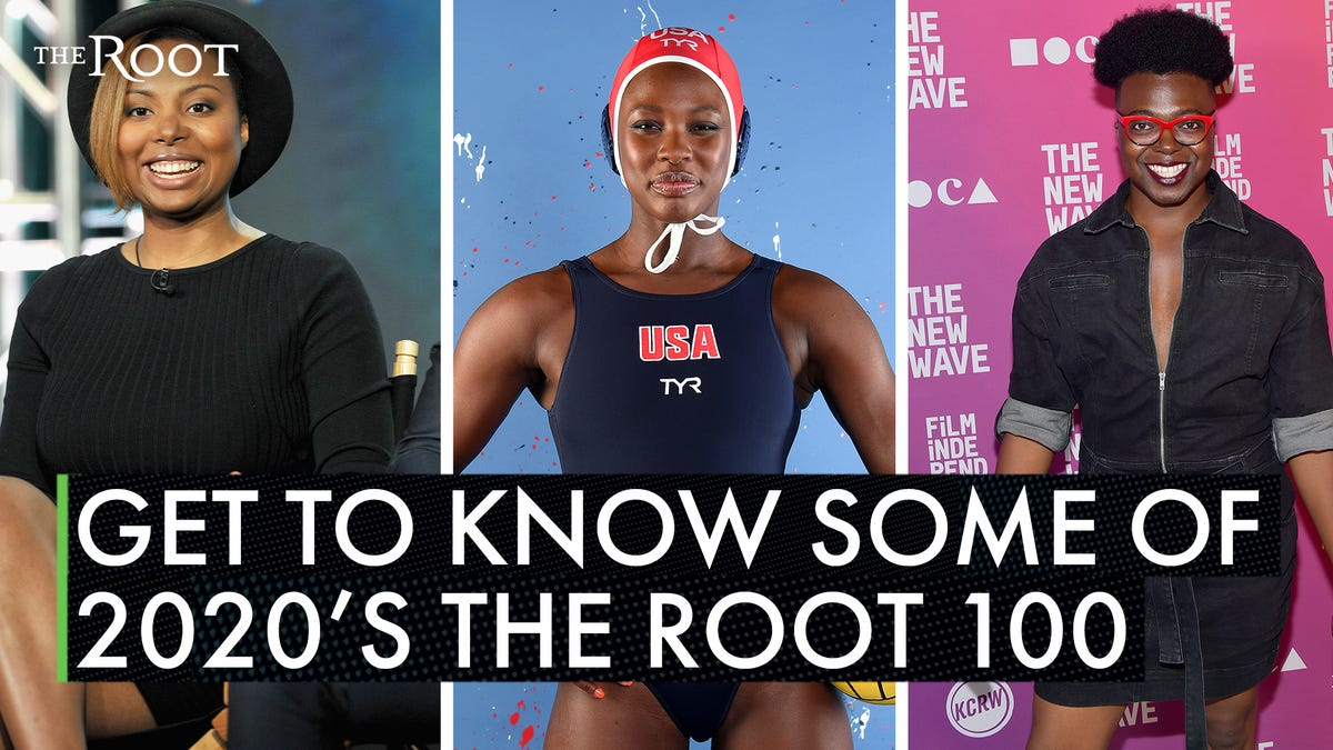 'I'm Rooting for Everybody Black' : Meet 3 Honorees From This Year's The Root 100