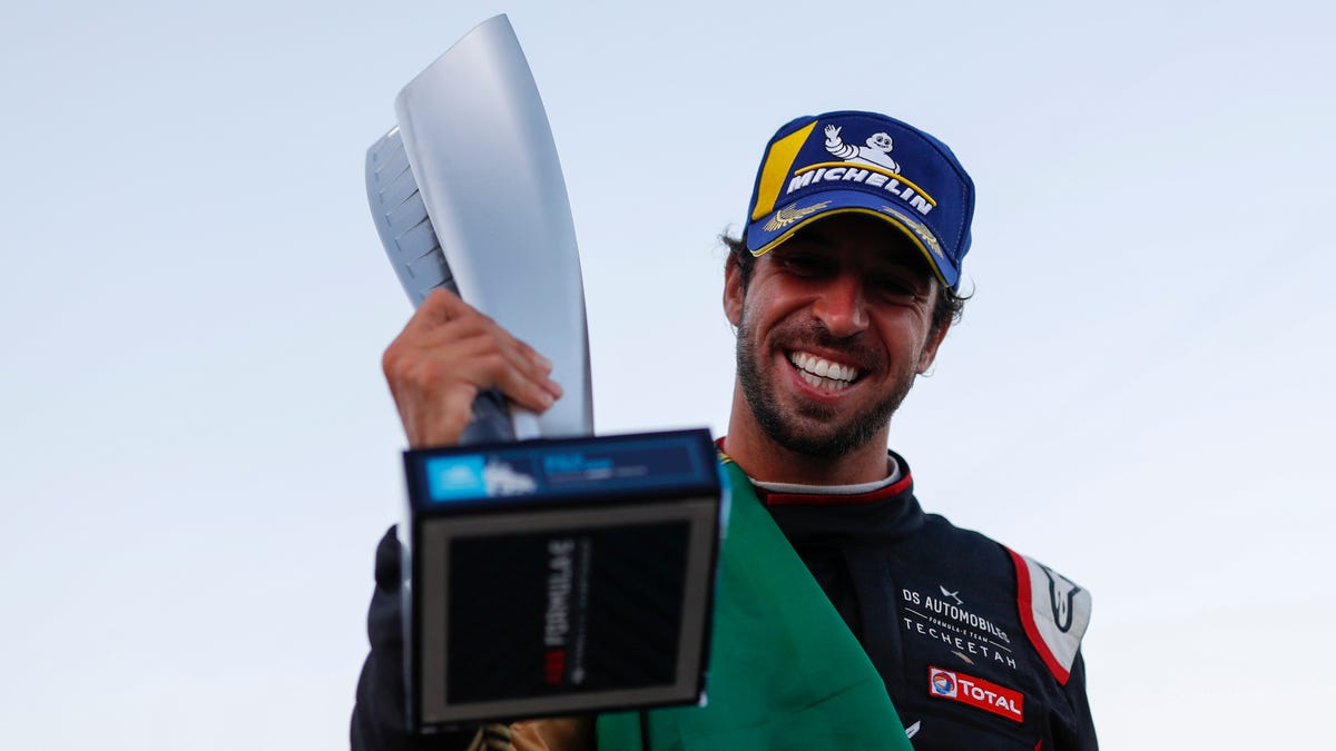 Antonio Felix da Costa Wins His First Formula E Championship