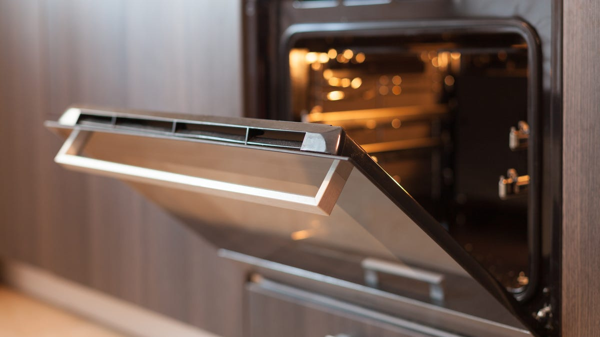 Don't Use Your Oven's Self Cleaning Function