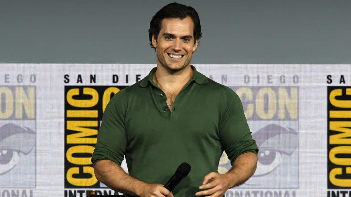 Henry Cavill Is Not Ready to Give Up on Superman