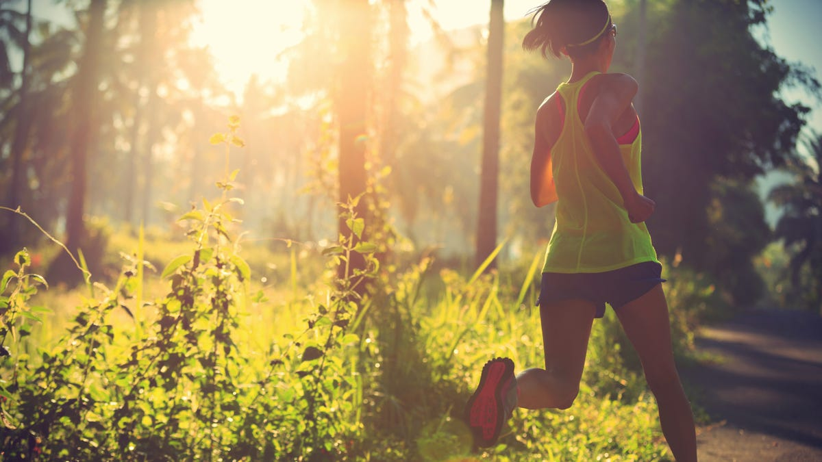 Yes, You Can Go for a Run