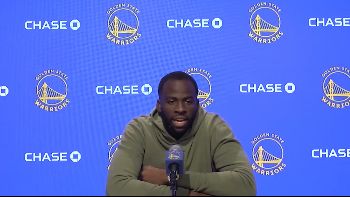 Draymond Green is right: Canceling NBA games won't fix America, laws will