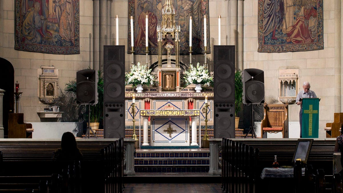 State-Of-The-Art PA System Squandered On Lutheran Church