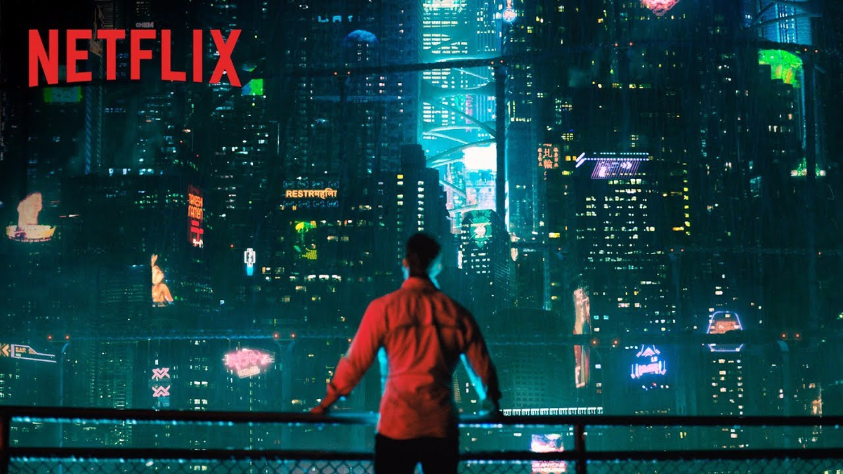 Death Isn't The End in the New Trailer for Altered Carbon