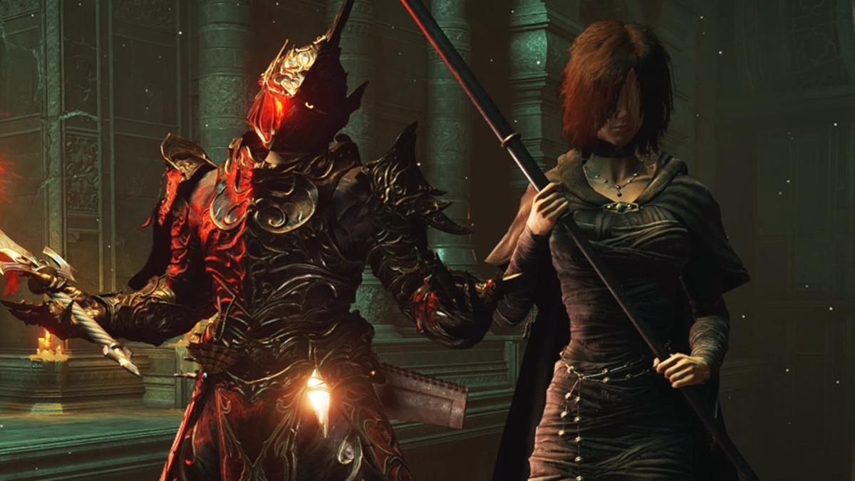 Demon's Souls Speedrunner Opens Remake's Mysterious Door