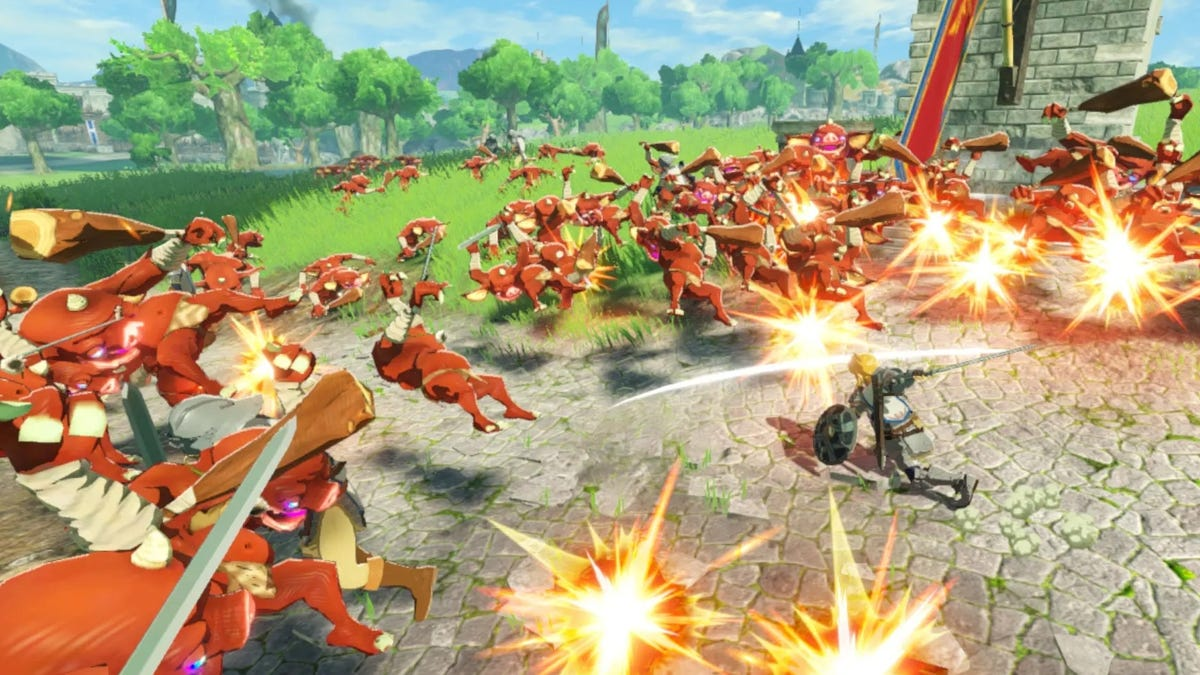 The Week In Games: Hyrule Warriors: Age of Calamity