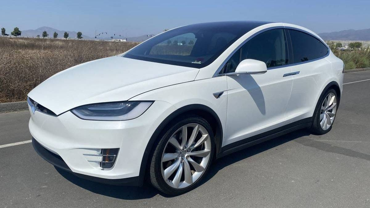 At $63,500, Could This 2017 Tesla Model X 75D Mean X Finally Marks The Spot?