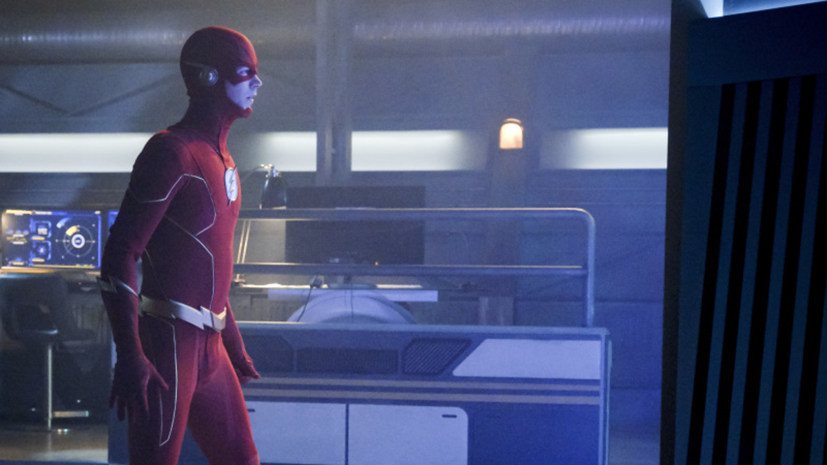 The Flash Finally Did It