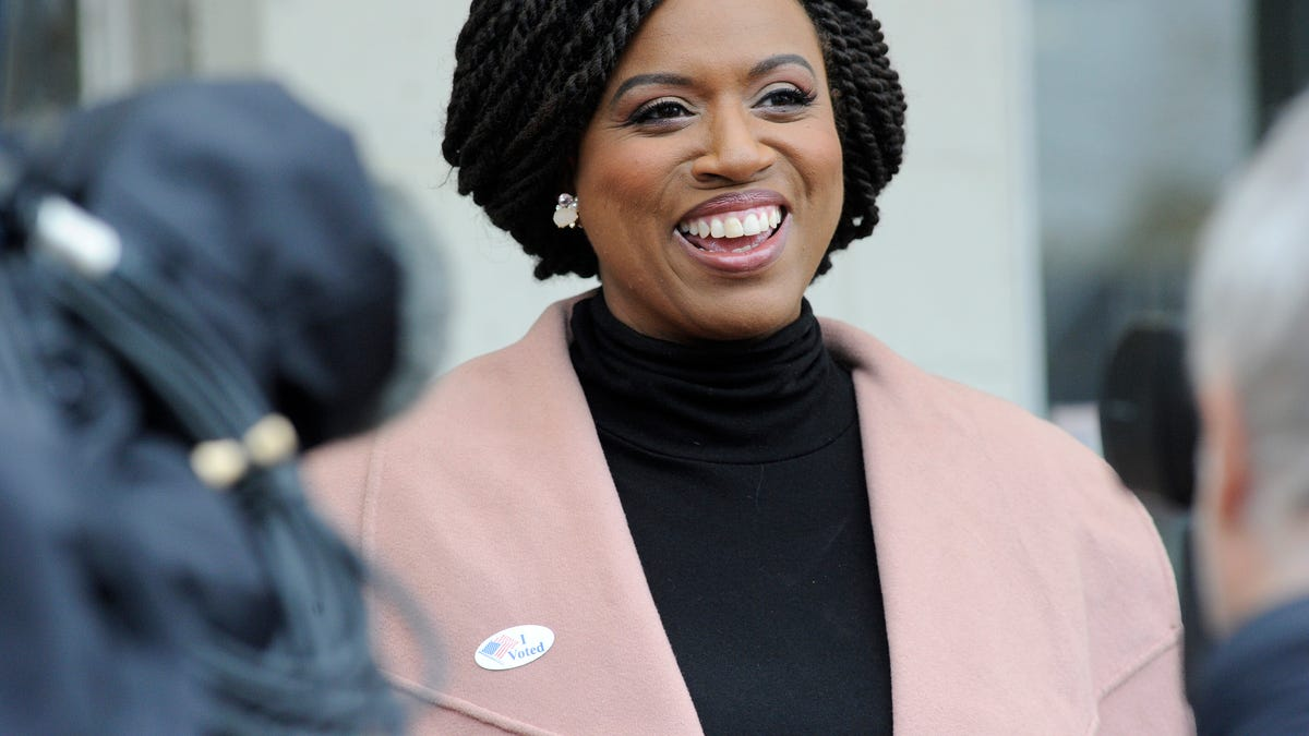 Interviewing Ayanna Pressley About Her Alopecia Encouraged Me to Go Public With Mine