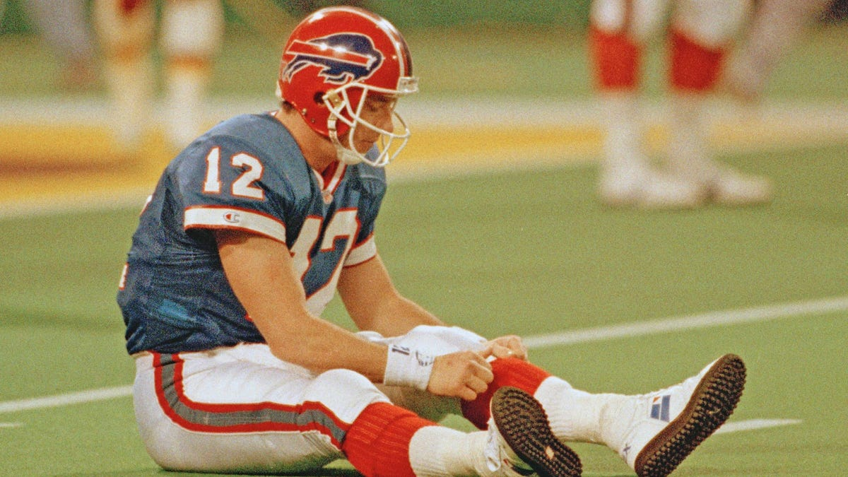 You know about the '90s Bills, but what other team is a perfect loser in four Super Bowls?