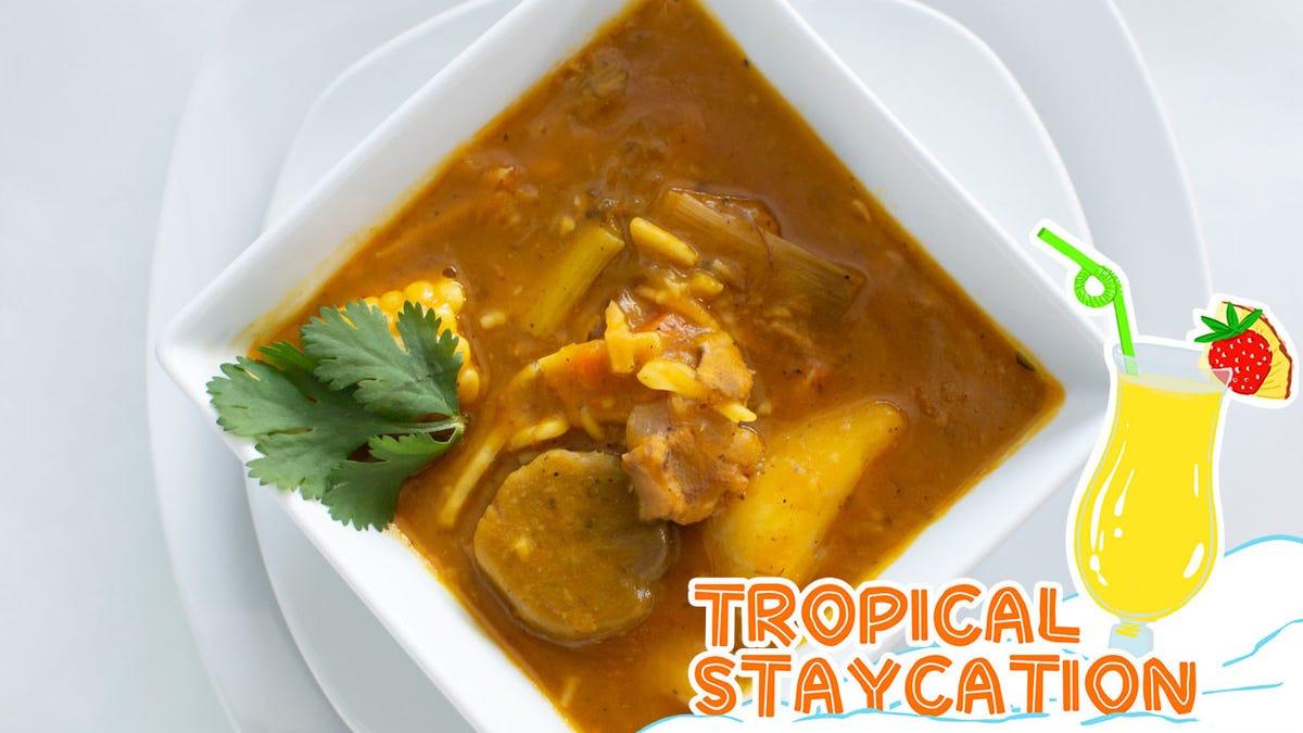 Haitian soup joumou is both celebration and rebellion