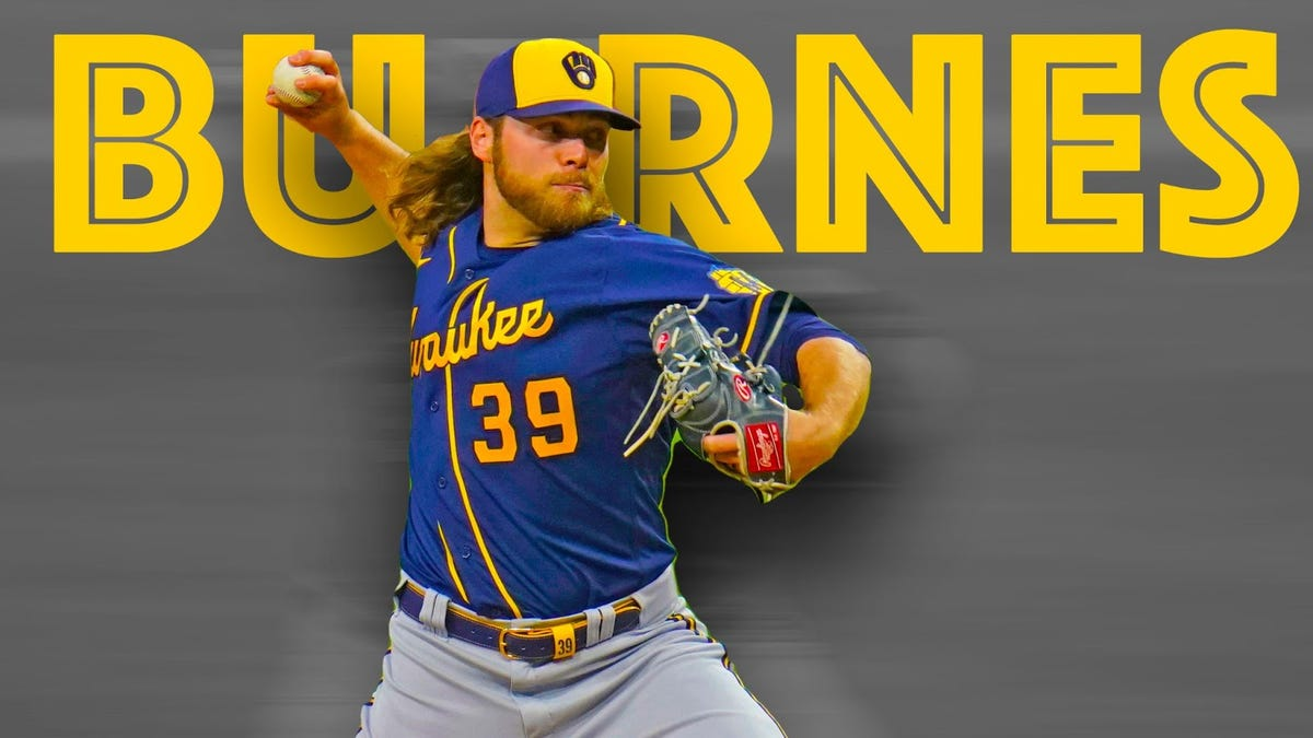 Milwaukee's Corbin Burnes just did something no other pitcher has ever done