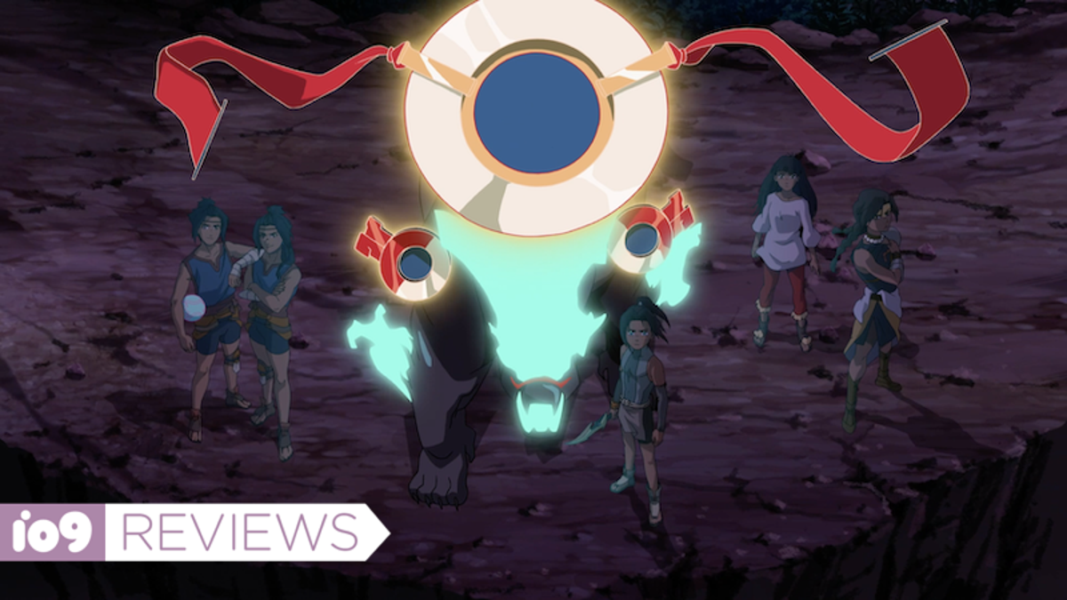 Crunchyroll's Onyx Equinox Is a Mythic Tale Forged in Fire and Blood