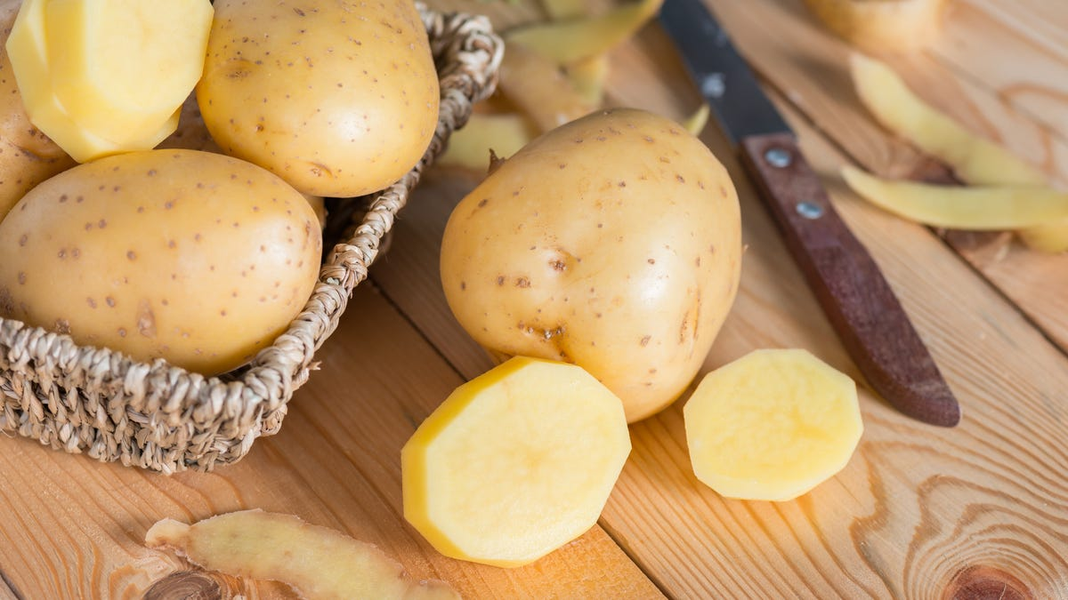 Can a Raw Potato Fix Food That's Too Salty?