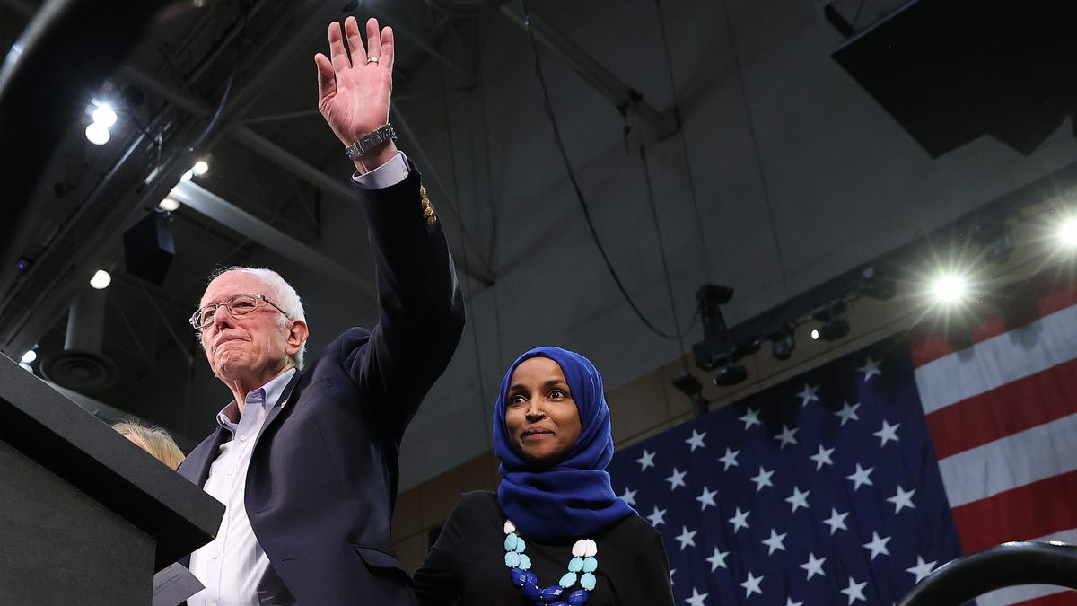 Bernie Sanders and Ilhan Omar Introduce Bill to Stop Fossil Fuel Subsidies