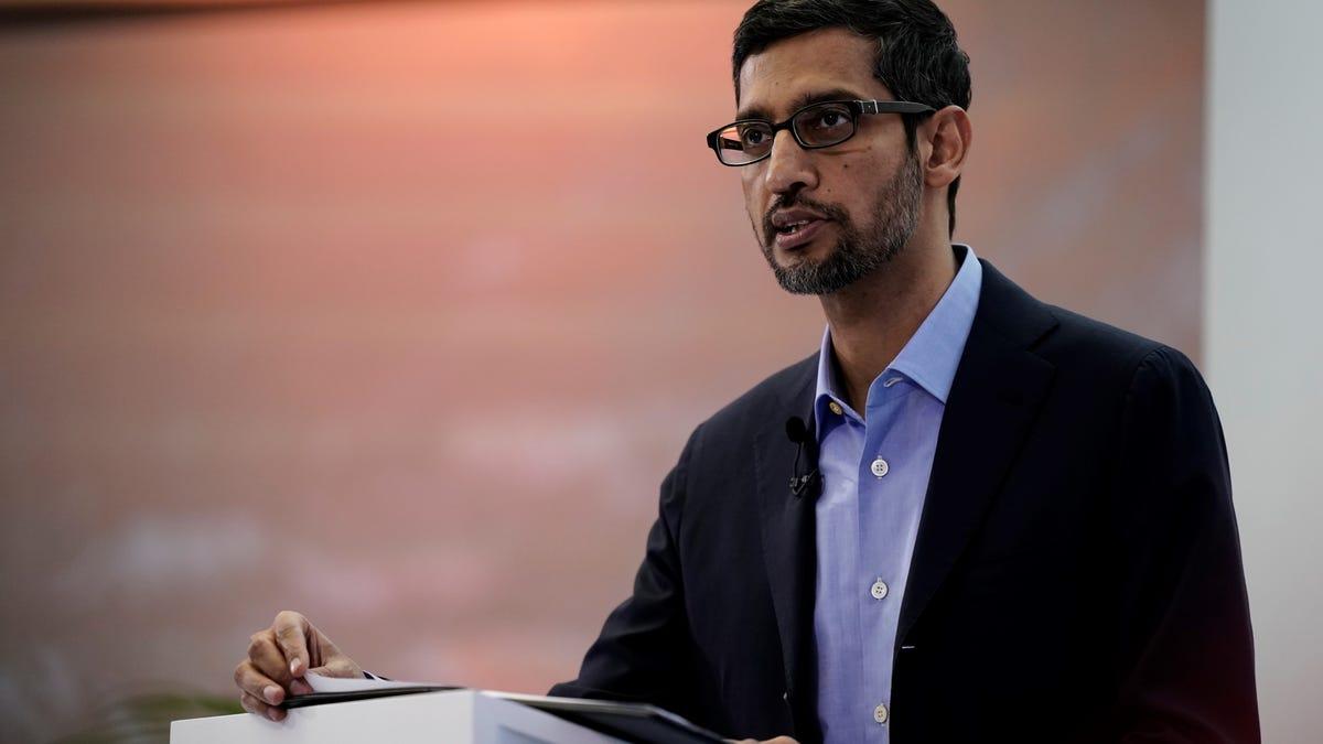 Alphabet CEO Sides With EU on Facial-Recognition Tech Moratorium, But Microsoft Isn't Convinced