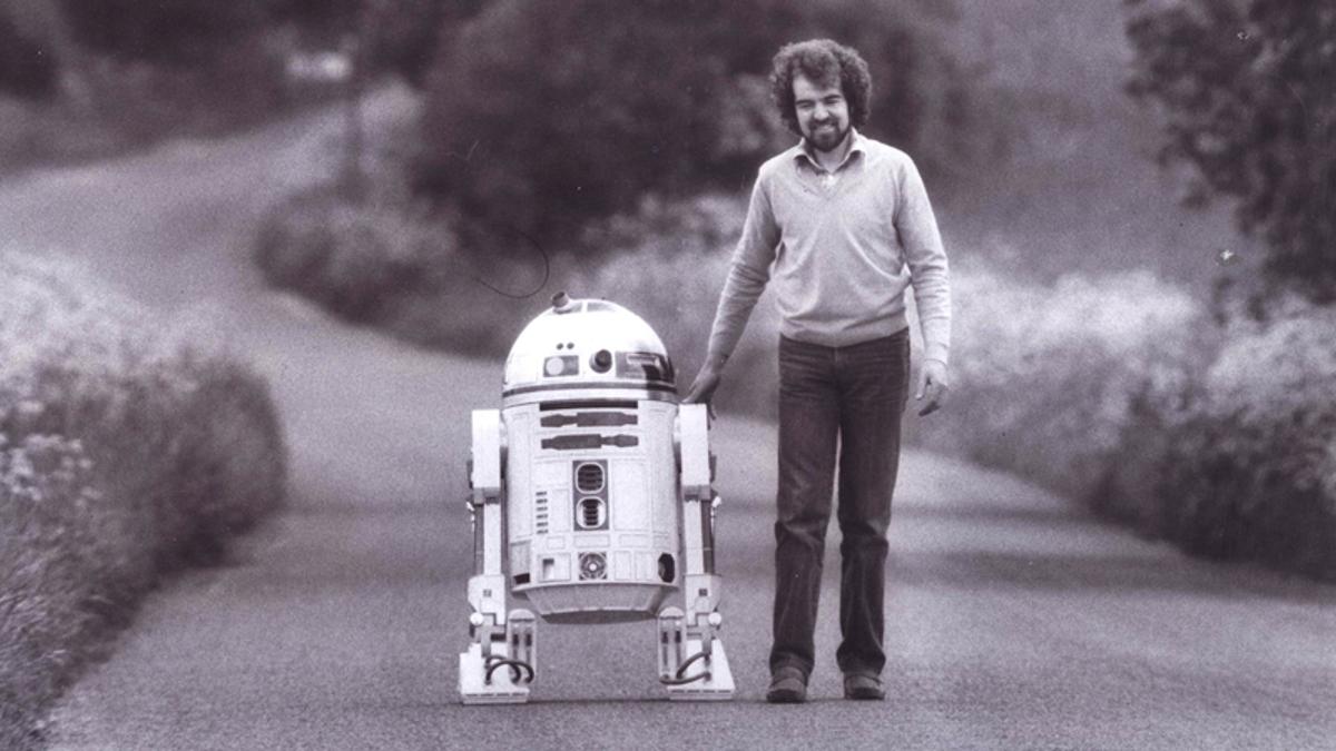 RIP Tony Dyson, the Man Who Built R2-D2