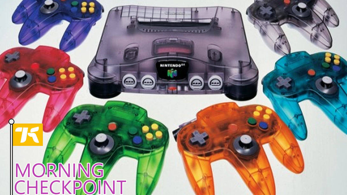 Bring Back Colorful Consoles & Controllers