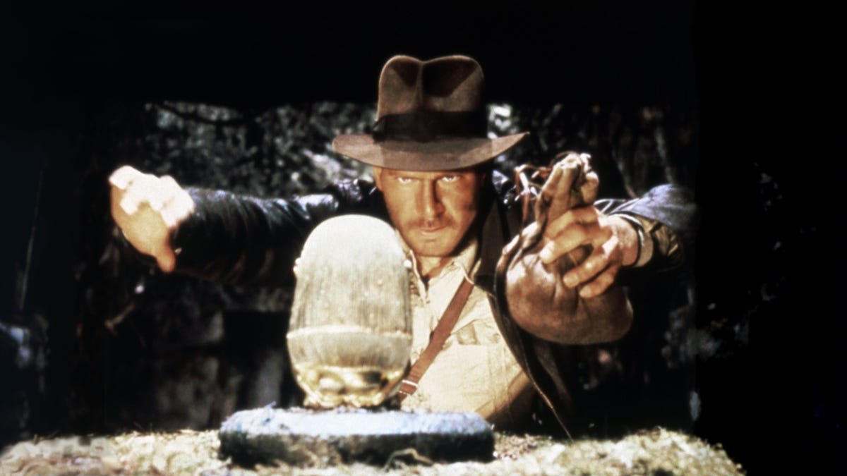 Here's hoping that new Indiana Jones game makes Indy a big ol' doofus