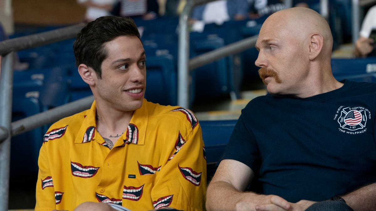 The King Of Staten Island Review An Uneven Pete Davidson Comedy
