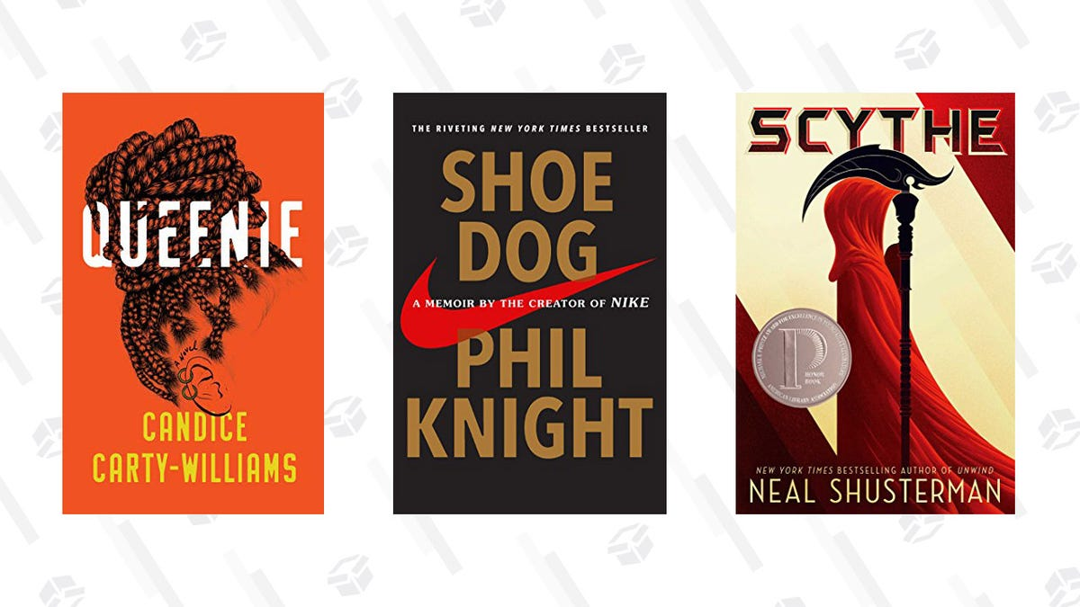 Read Up on a Bunch of Best Sellers With This $5 Kindle Sale