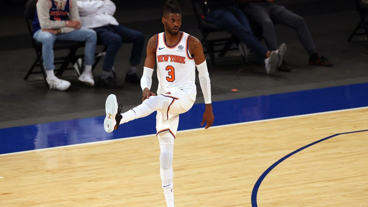 Knicks look legit good; Donald off the hook; Plus ... position player pitching alert!