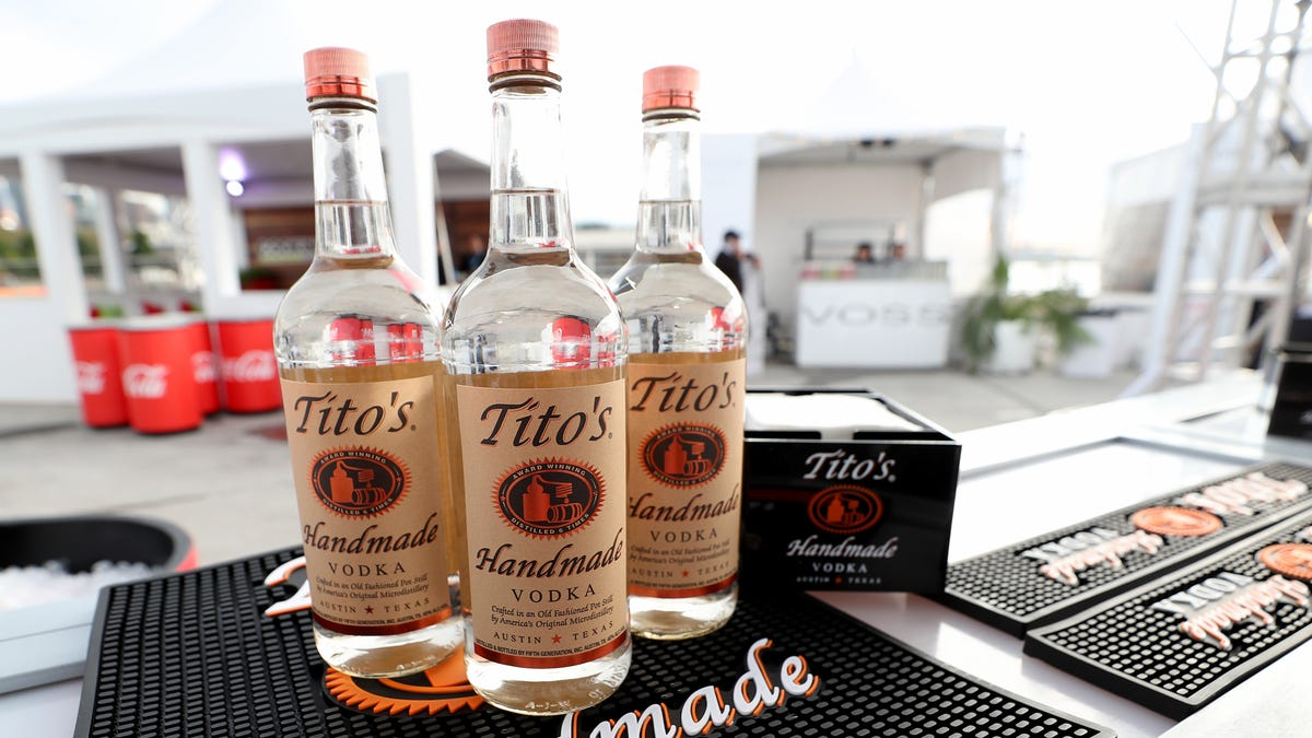 Tito's Spent All Day Tweeting That Vodka Is Not Hand Sanitizer