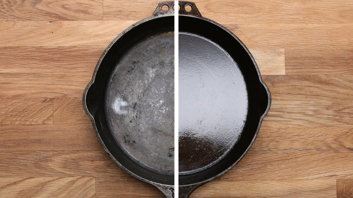 Learn How to Prepare, Cook With, and Clean a Cast Iron Skillet