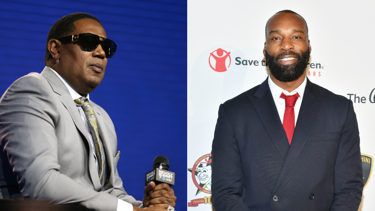 Master P, Baron Davis Set Out to Prove There's No Limit to Black Ownership, In Talks to Acquire Reebok for $2.5 Billion